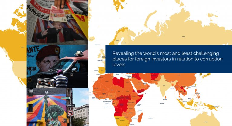 <strong>Corruption Challenges Index 2019</strong> Top corruption danger spots for business in 2019