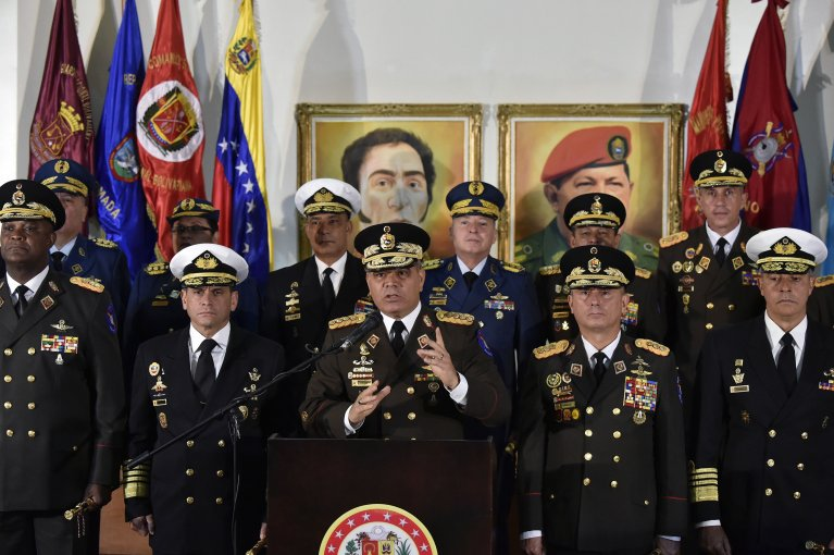 <strong>Strategic assessment | Venezuela | Anticipating a military rupture with Maduro</strong>