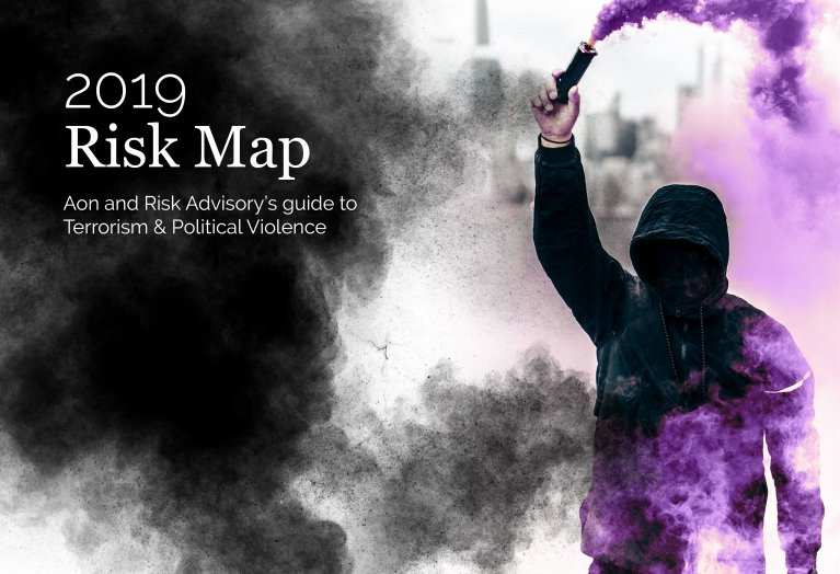 Terrorism & Political Violence Risk Map 2019