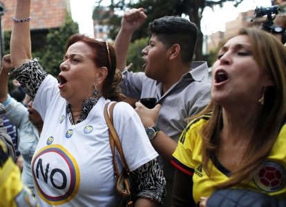 Colombia | Implications of peace agreement rejection