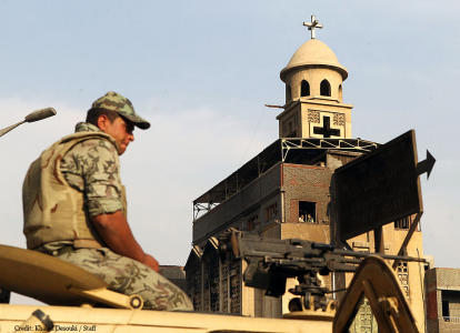 Egypt | Analysis of recent attack near St Catherine's Monastery