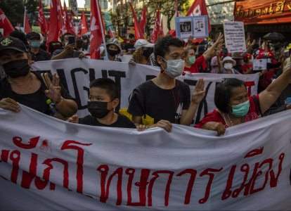 How are Thailand's Youth Protests Impacting Foreign Investment?