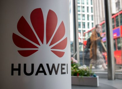 Is Huawei a corporate risk to businesses in the UK?