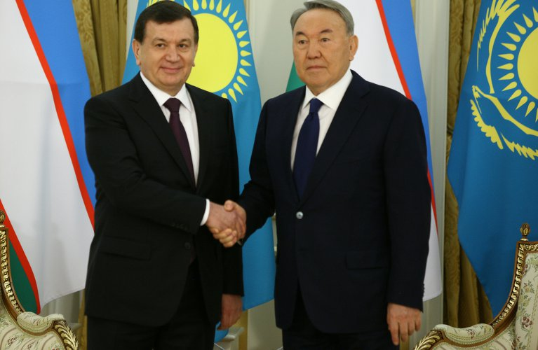 Kazakhstan and Uzbekistan: Similar goals, distinct pasts
