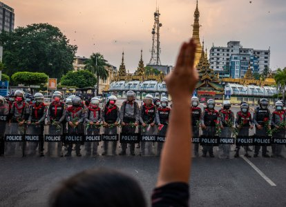 Myanmar | Outlook worsening amid violent suppression