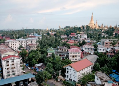 Myanmar's tentative gold rush