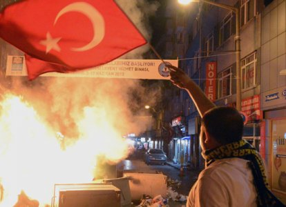 Protests in Turkey: Bad timing for Erdogan