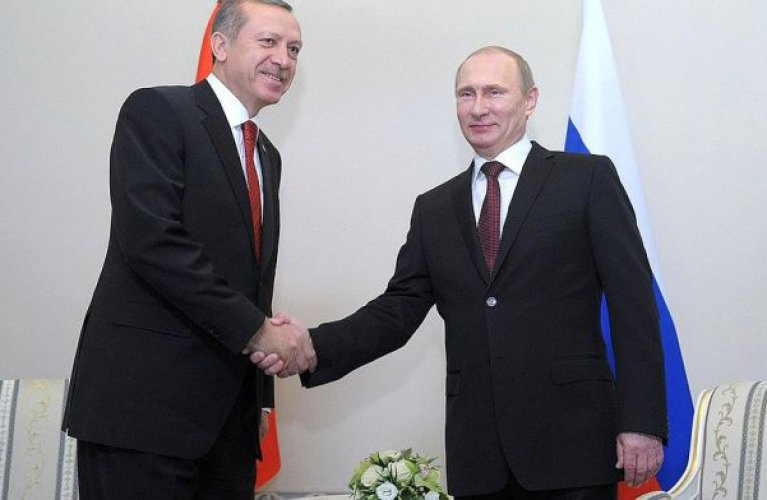 Russia / Turkey | New friends or reconciled business partners?