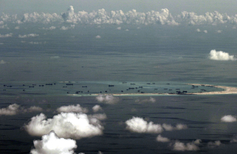 South China Sea claims reveal a wider dispute over regional order