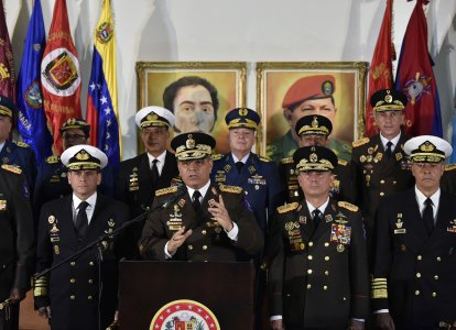 Strategic assessment | Venezuela | Anticipating a military rufture with Maduro