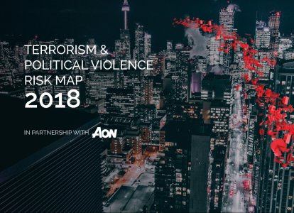 Terrorism & Political Violence Risk Map 2018