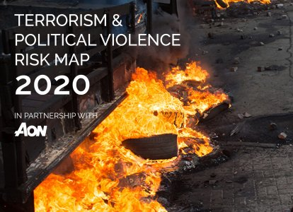 Terrorism & Political Violence Risk Map 2020
