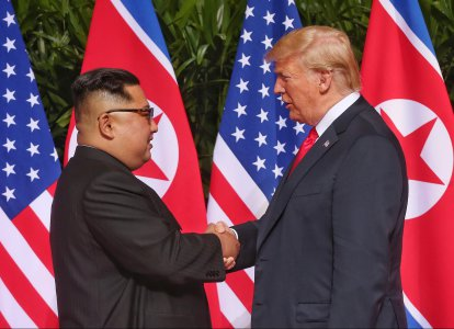 The Kim-Trump summit: It's good to talk