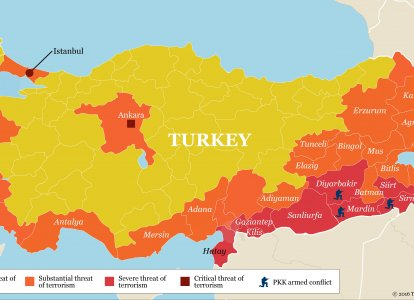 Turkey | US issues new travel warning