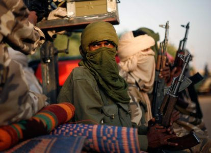 West Africa Studies: Conflict over Resources and Terrorism