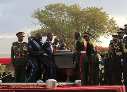 Zambia: the President is dead; long live the President
